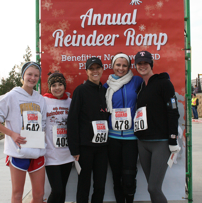Images from 2011 Reindeer Romp